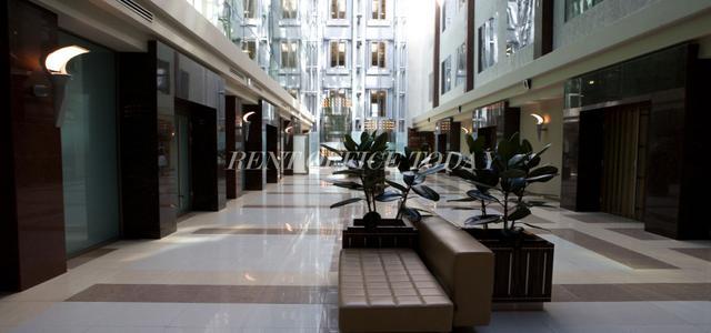Бизнес центр Магистраль Плаза, Снять офис в БЦ Магистраль плаза, 1-й Магистральный туп., 5A-9