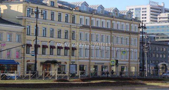 Бизнес центр Московский 105, Снять офис в БЦ Московский 105-2