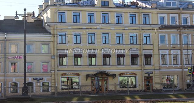 Бизнес центр Московский 105, Снять офис в БЦ Московский 105-3