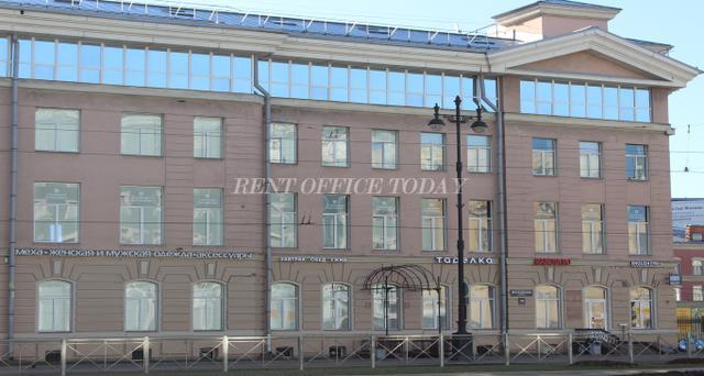 Бизнес центр Московский 109, Снять офис в БЦ Московский 109-3