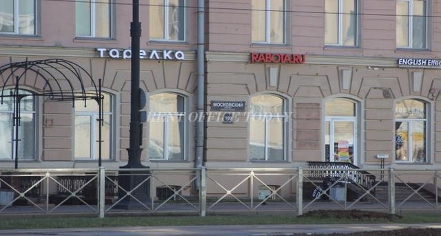 Бизнес центр Московский 109, Снять офис в БЦ Московский 109-4