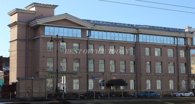Бизнес центр Московский 109, Снять офис в БЦ Московский 109-1