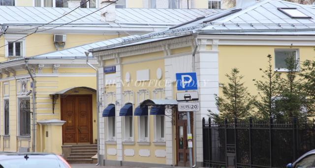 Снять офис в бизнес центре Трубниковский 15с1-1