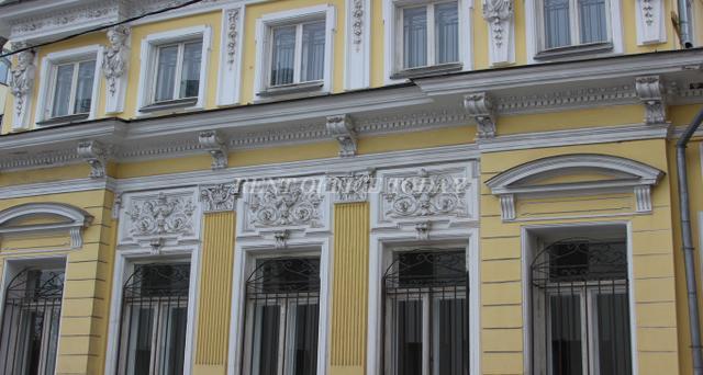 Снять офис в бизнес центре Трубниковский 15с1-5