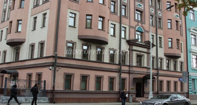 Снять офис в бизнес центре Тверской бульвар 14с1-3