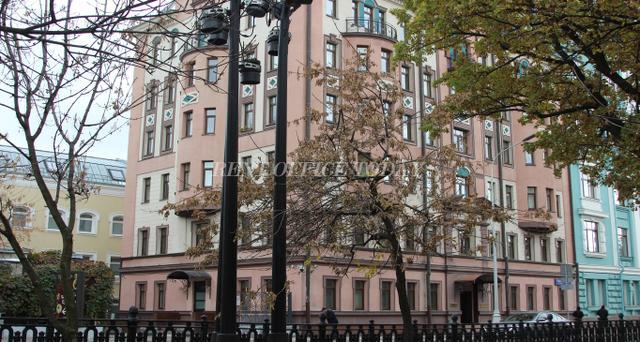 Снять офис в бизнес центре Тверской бульвар 14с1-4