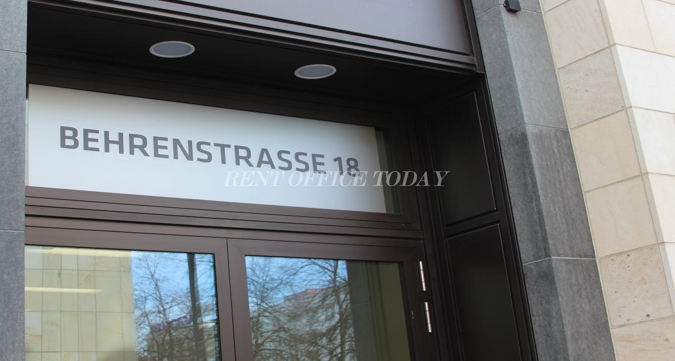 office rent behrenstraße 18-2