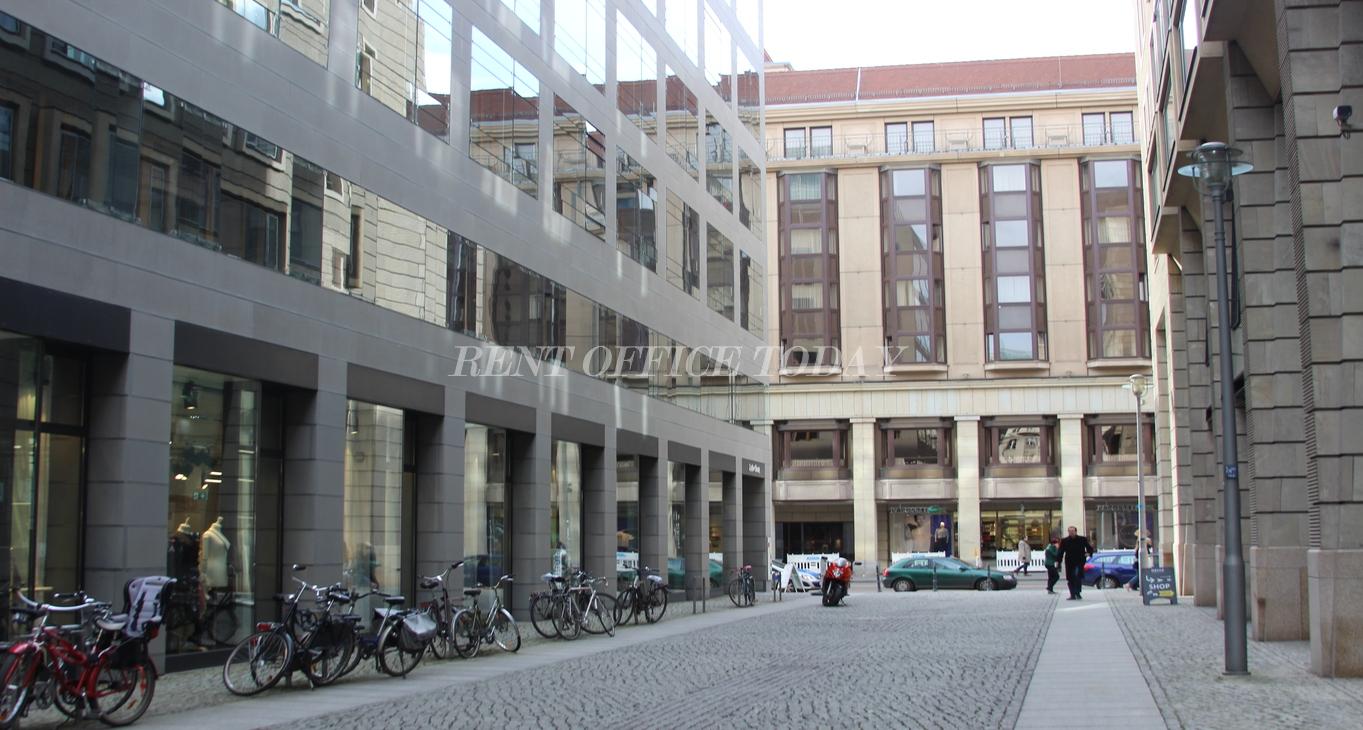 office rent behrenstraße 18-4