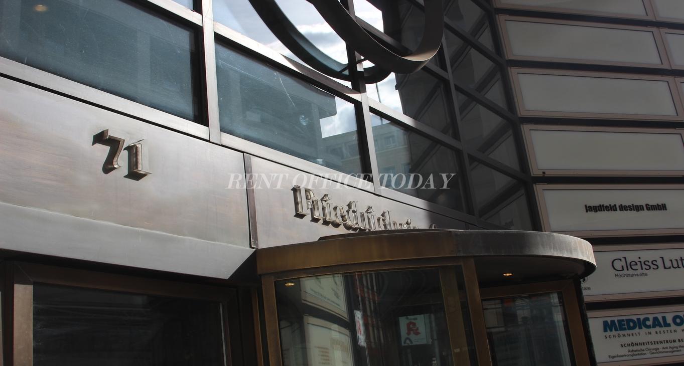 office rent friedrichstraße 71-2