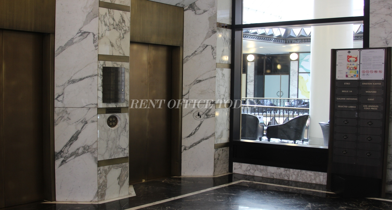office rent friedrichstraße 71-11