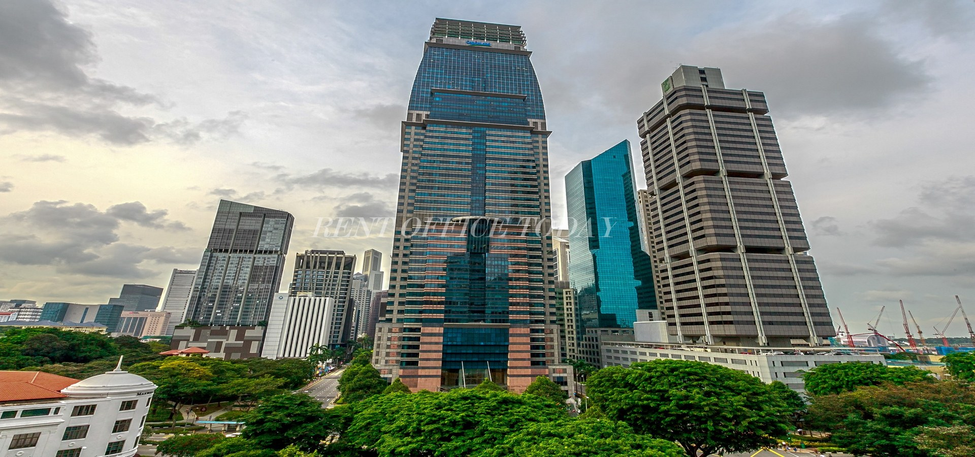 office rent capital tower-4