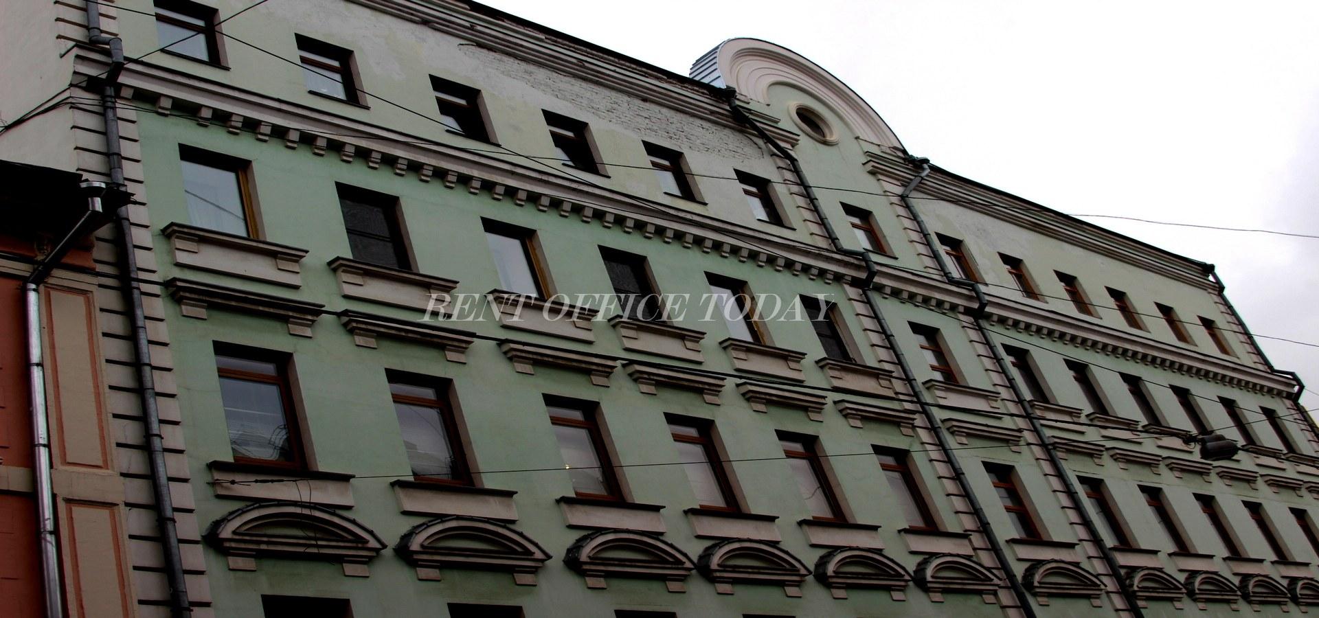 办公室租金 gogolevsky 11-1
