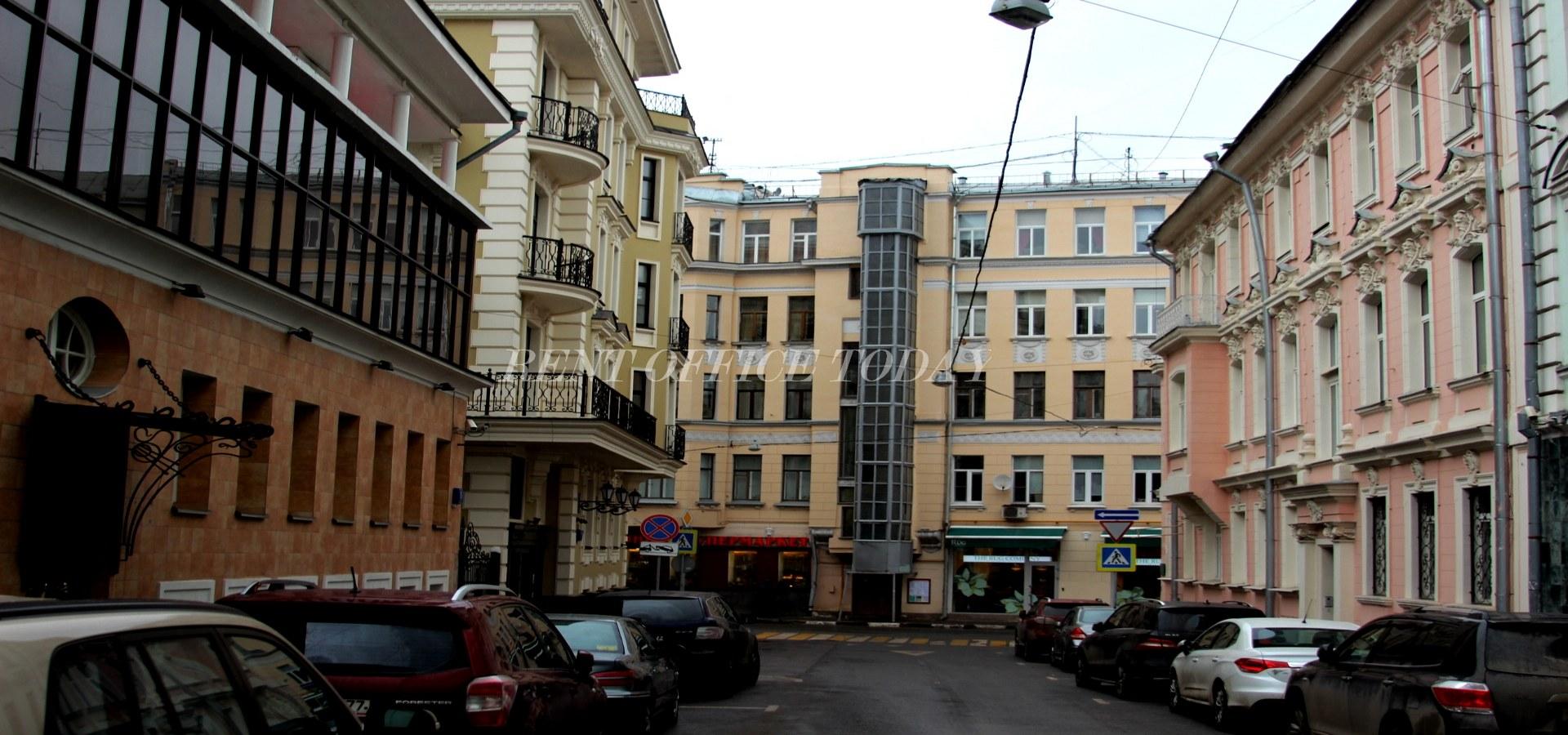 办公室租金 gogolevsky 11-3