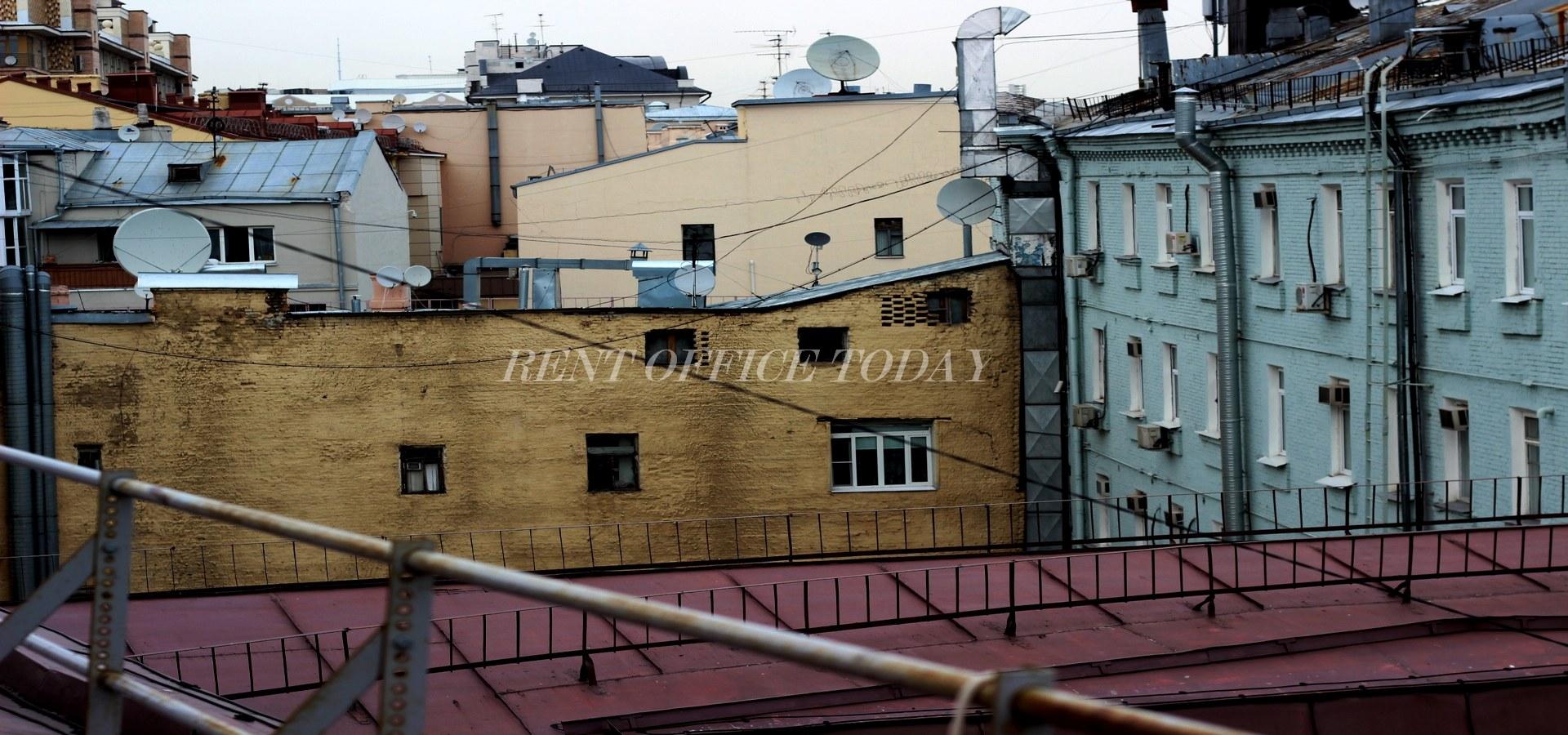 办公室租金 gogolevsky 11-4