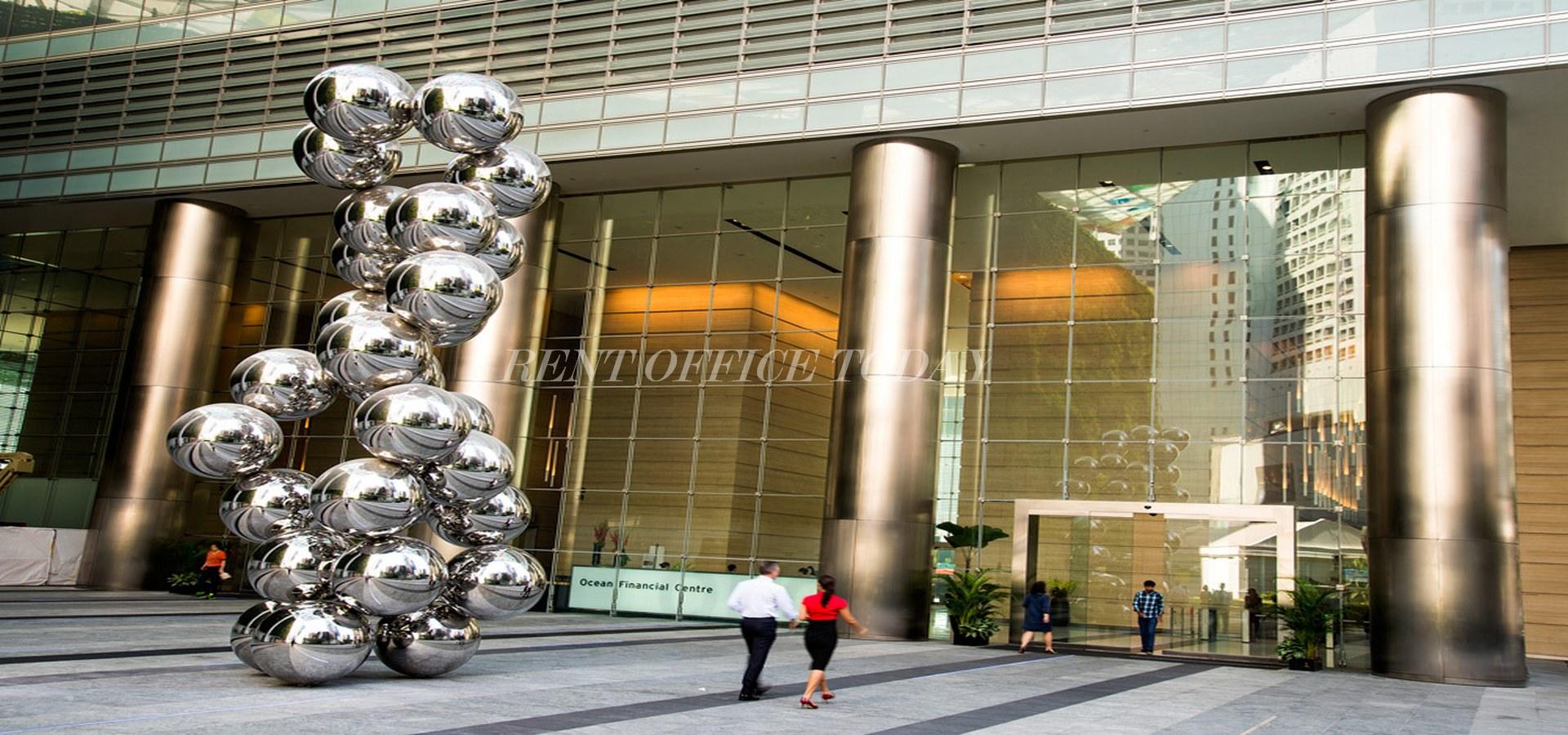 бизнес центр ocean financial centre-15