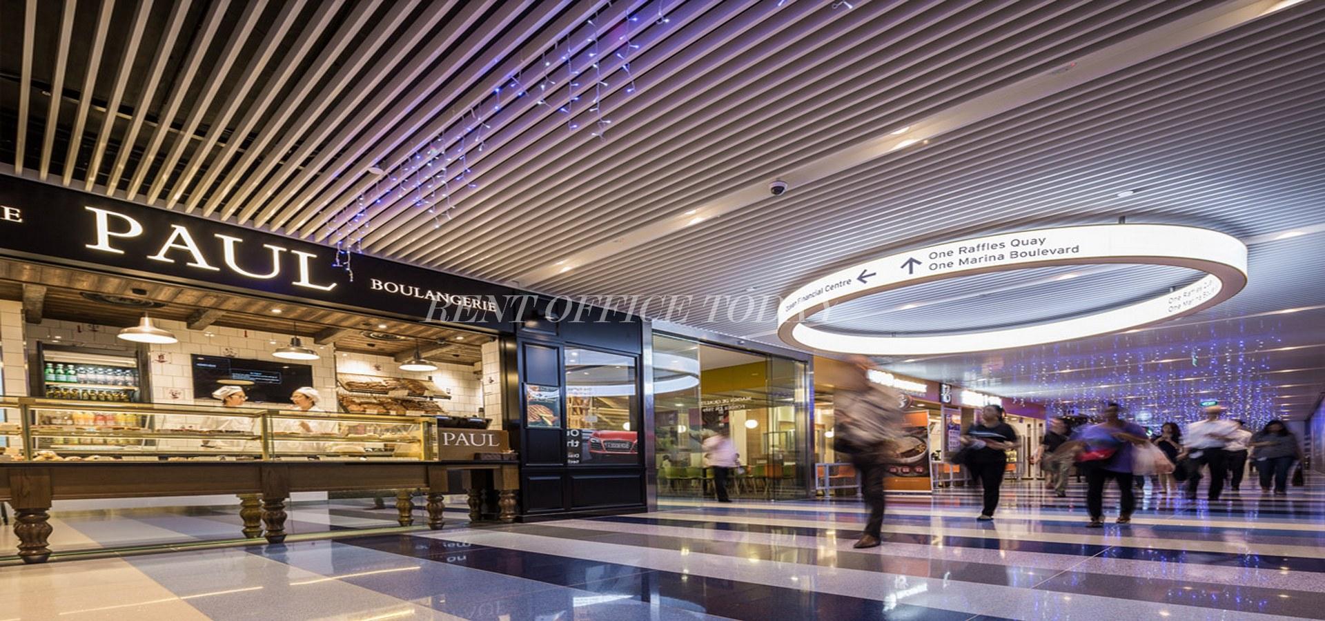 бизнес центр ocean financial centre-2