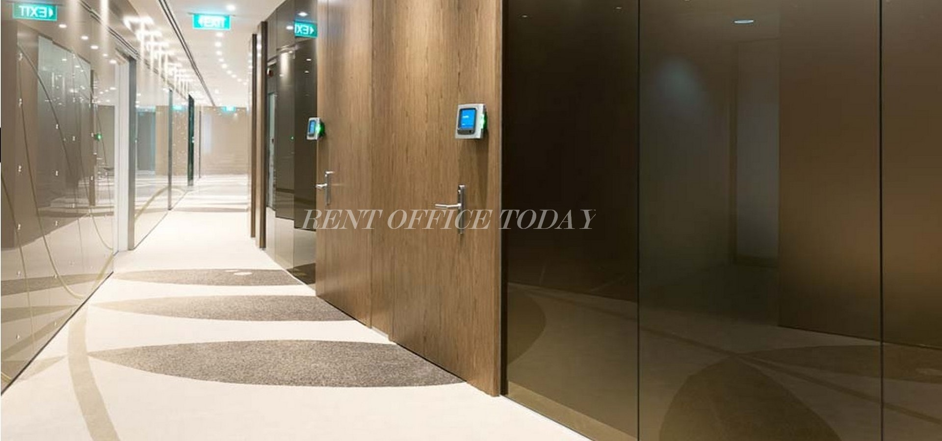 бизнес центр ocean financial centre-24