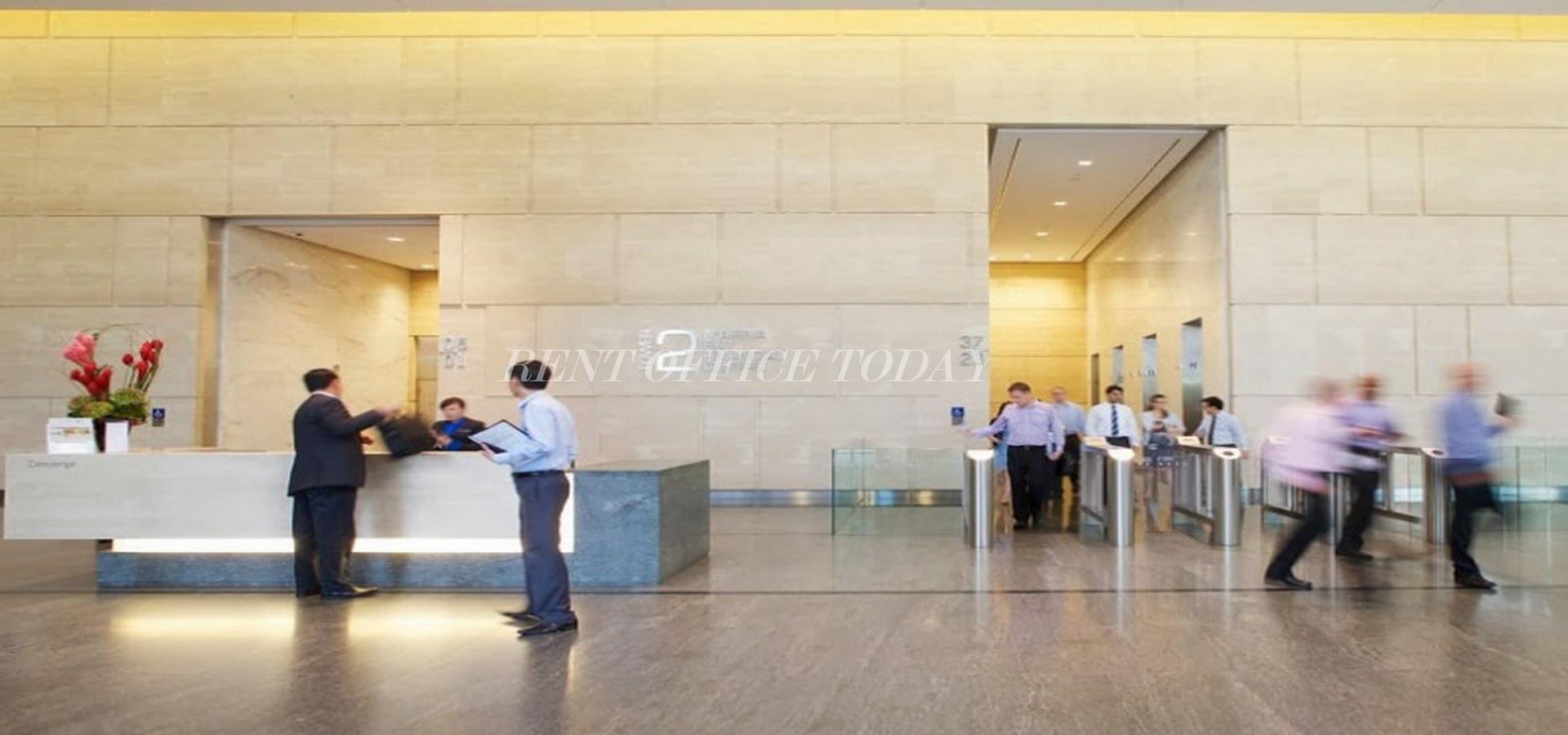 مكتب للايجار marina bay financial centre-12