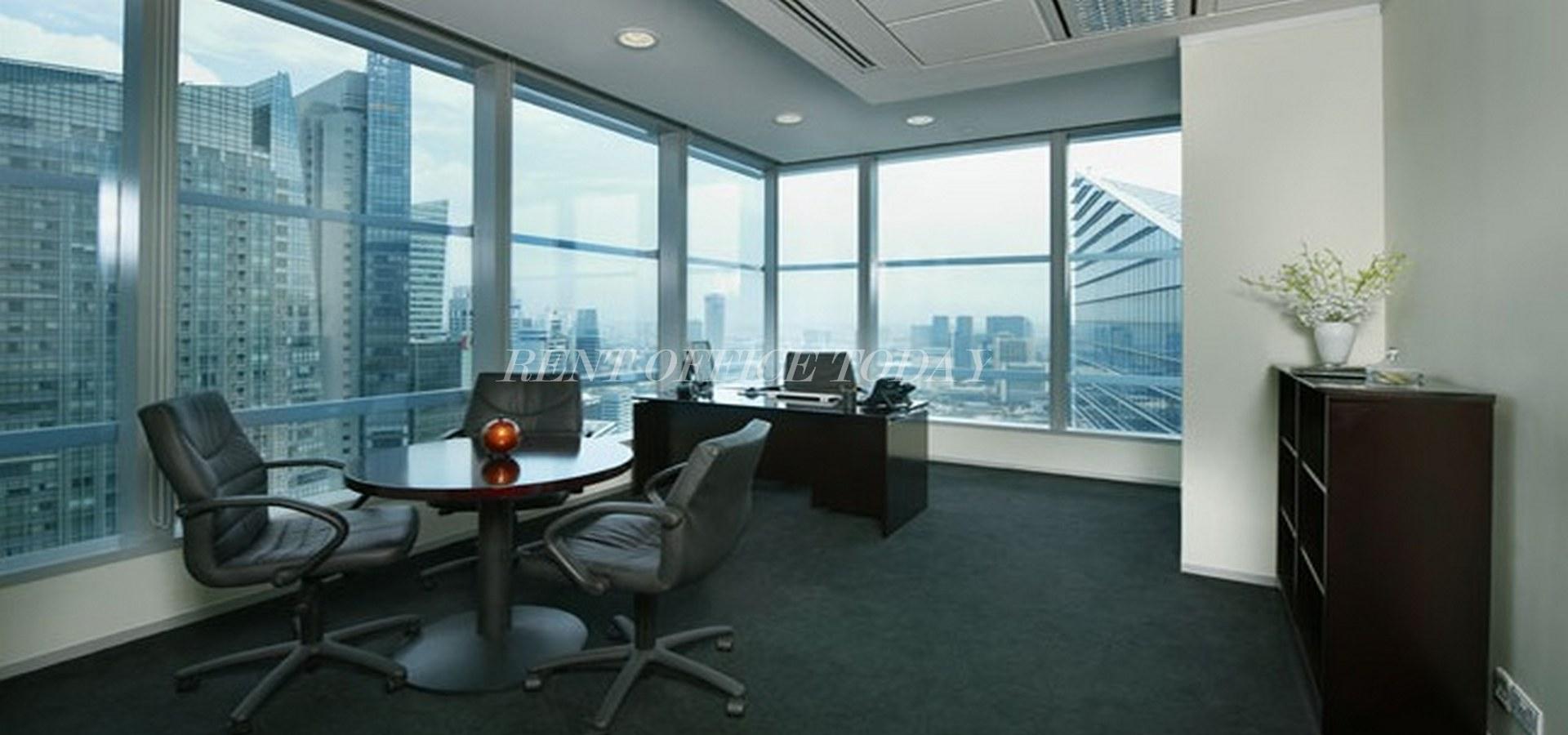 مكتب للايجار marina bay financial centre-13