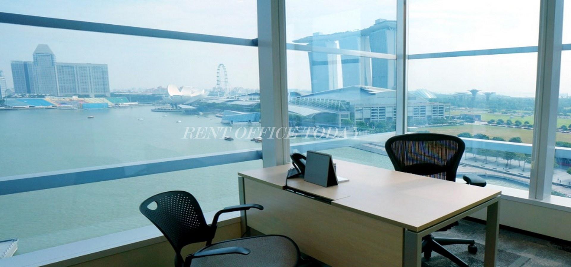 مكتب للايجار marina bay financial centre-14