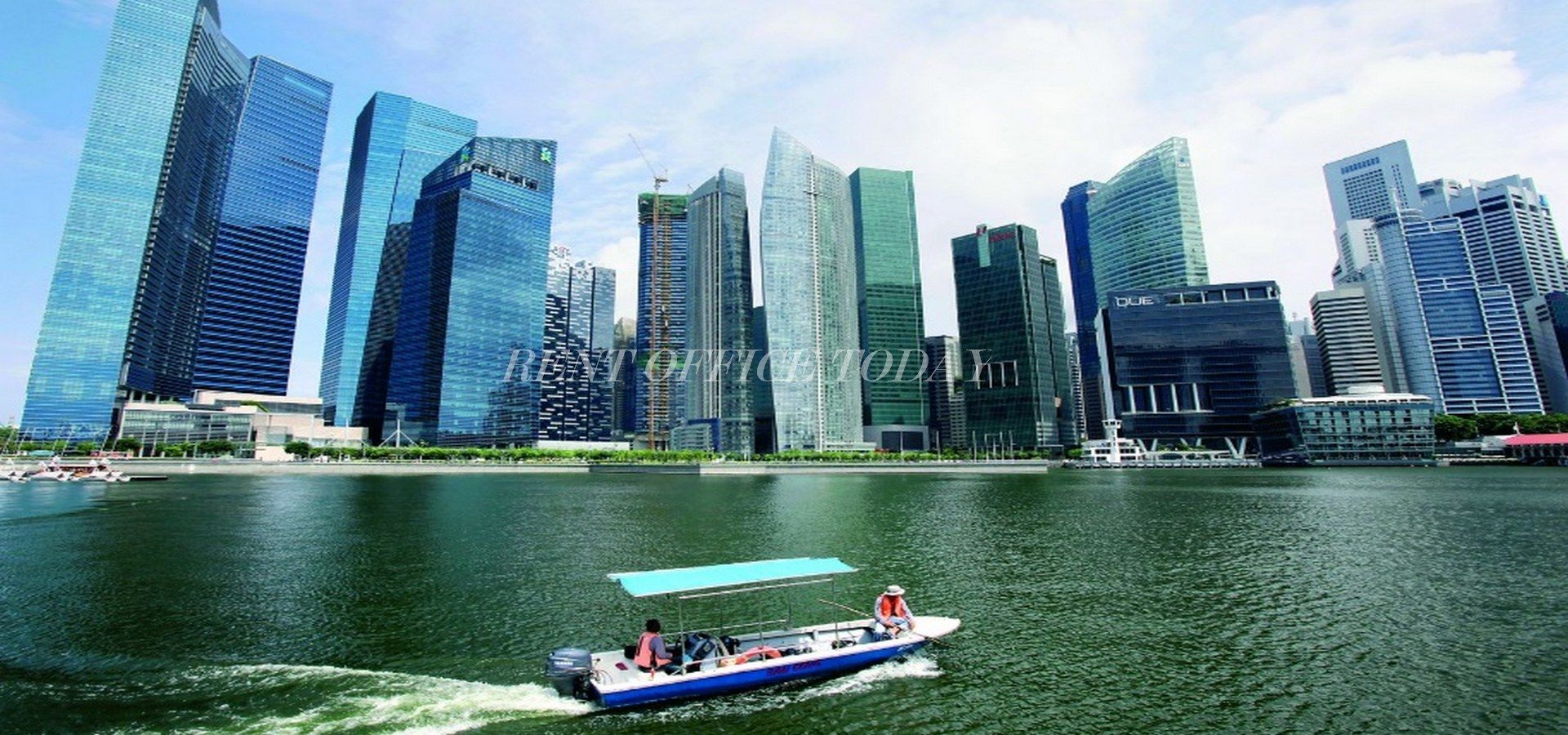 бизнес центр marina bay financial centre-4