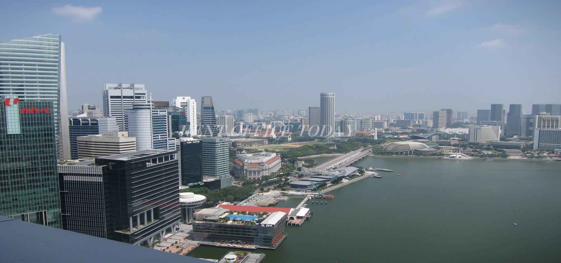 бизнес центр marina bay financial centre-8