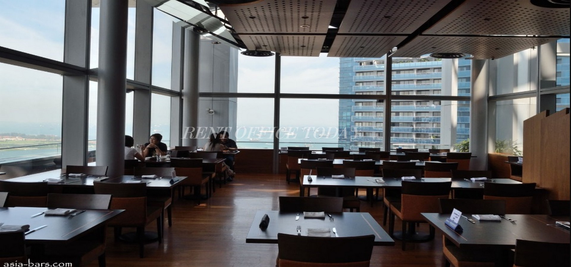бизнес центр marina bay financial centre-9