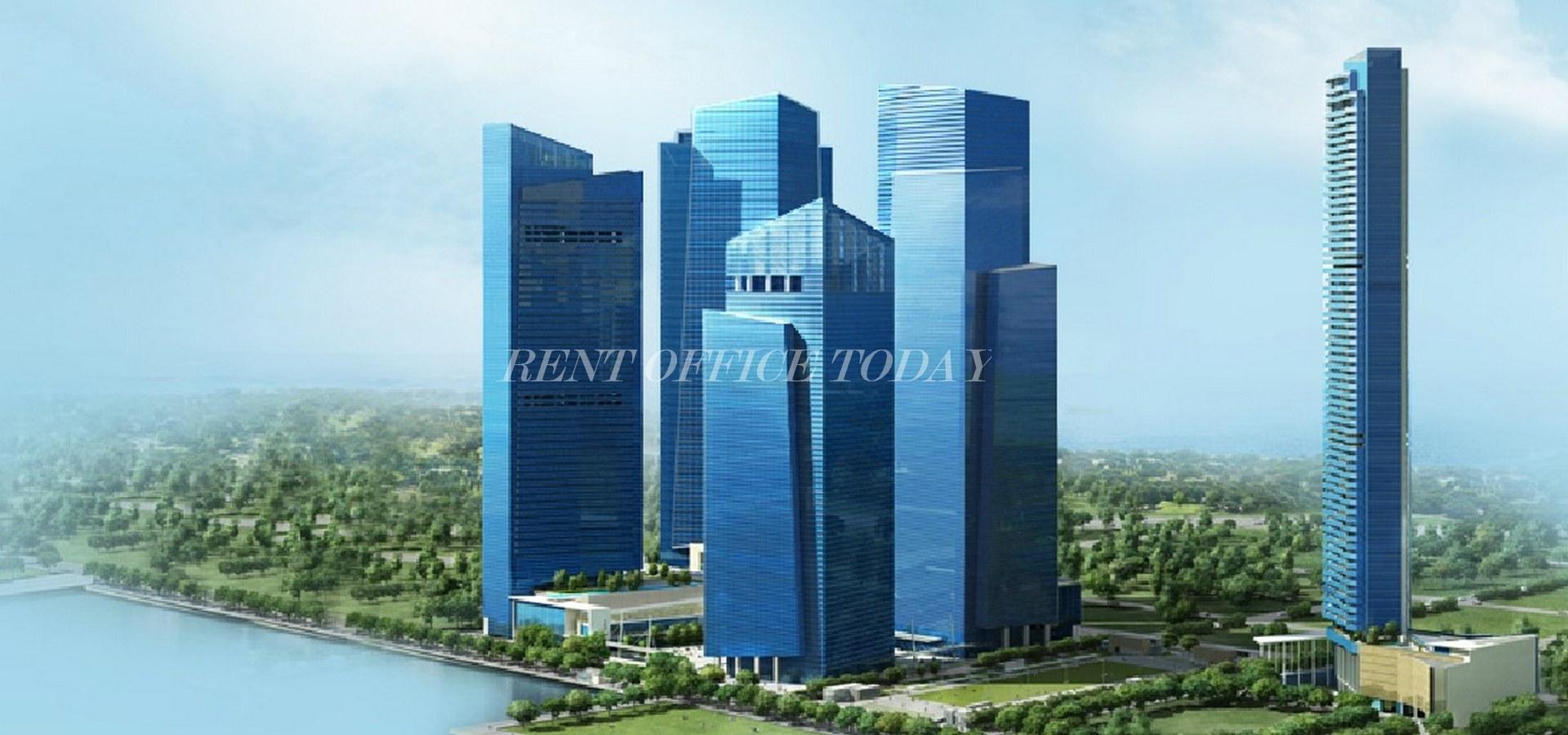 مكتب للايجار marina bay financial centre-16