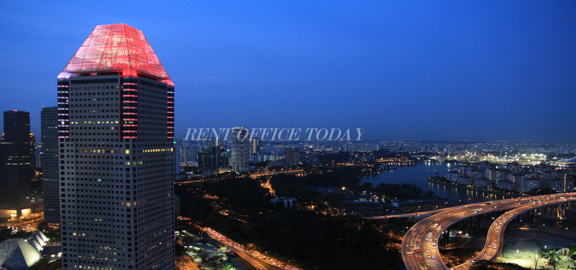 location de bureau millenia tower-8