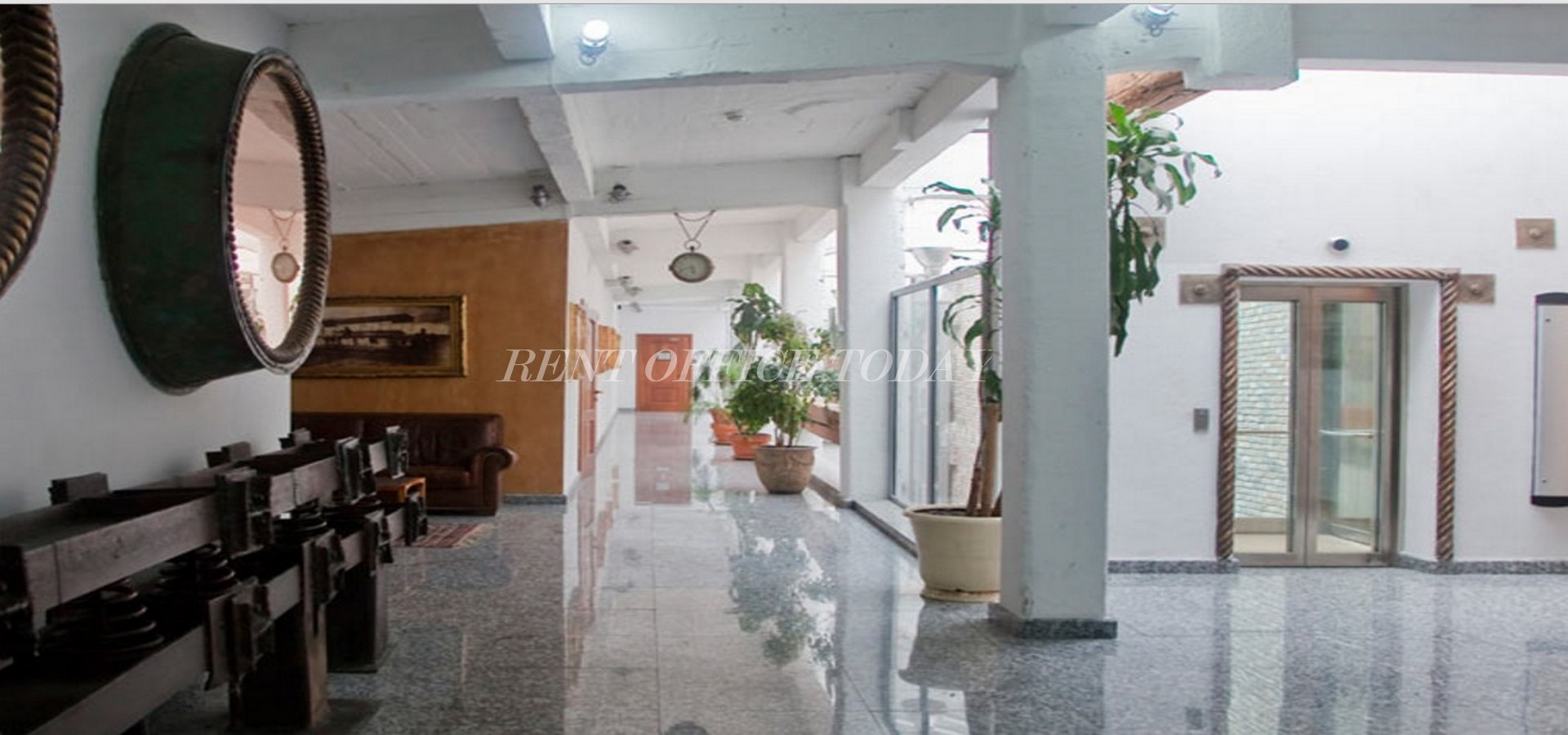 office rent tupolev plaza-4