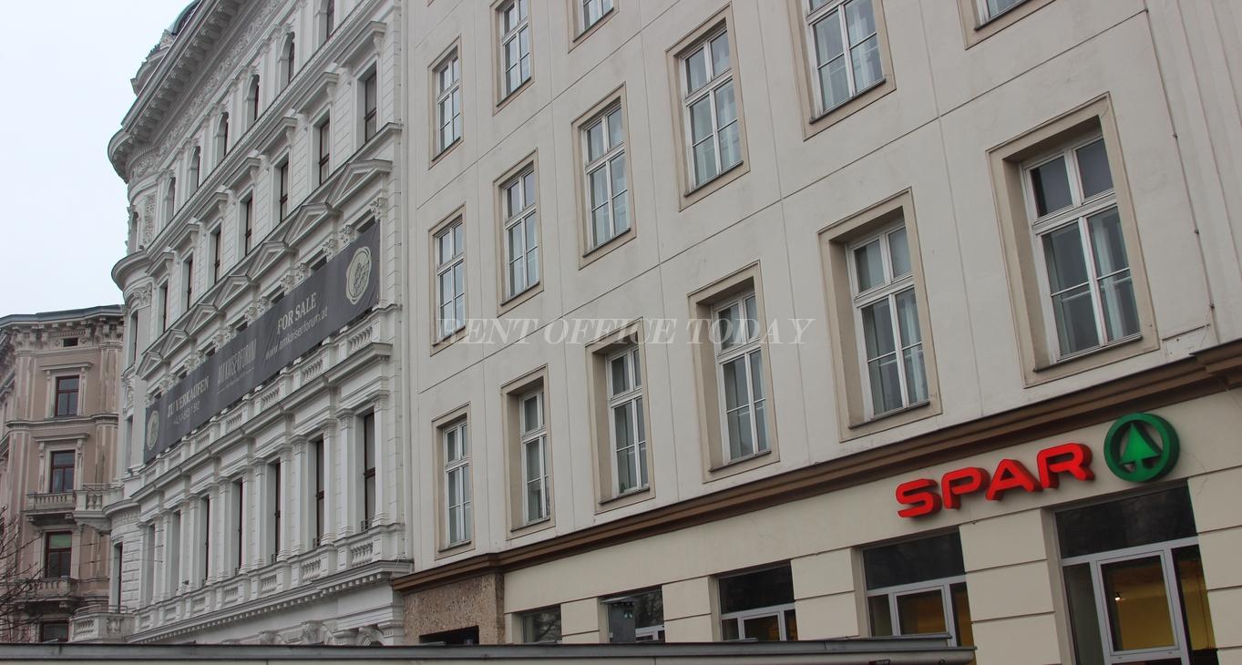Rent An Office Babenbergerstraße 97 Babenbergerstraße 9 1010 Wien