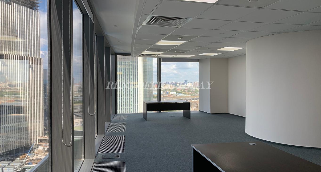 Башня Федерация, Бизнес центр, Москва сити, Аренда офиса, Снять офис, помещение-3