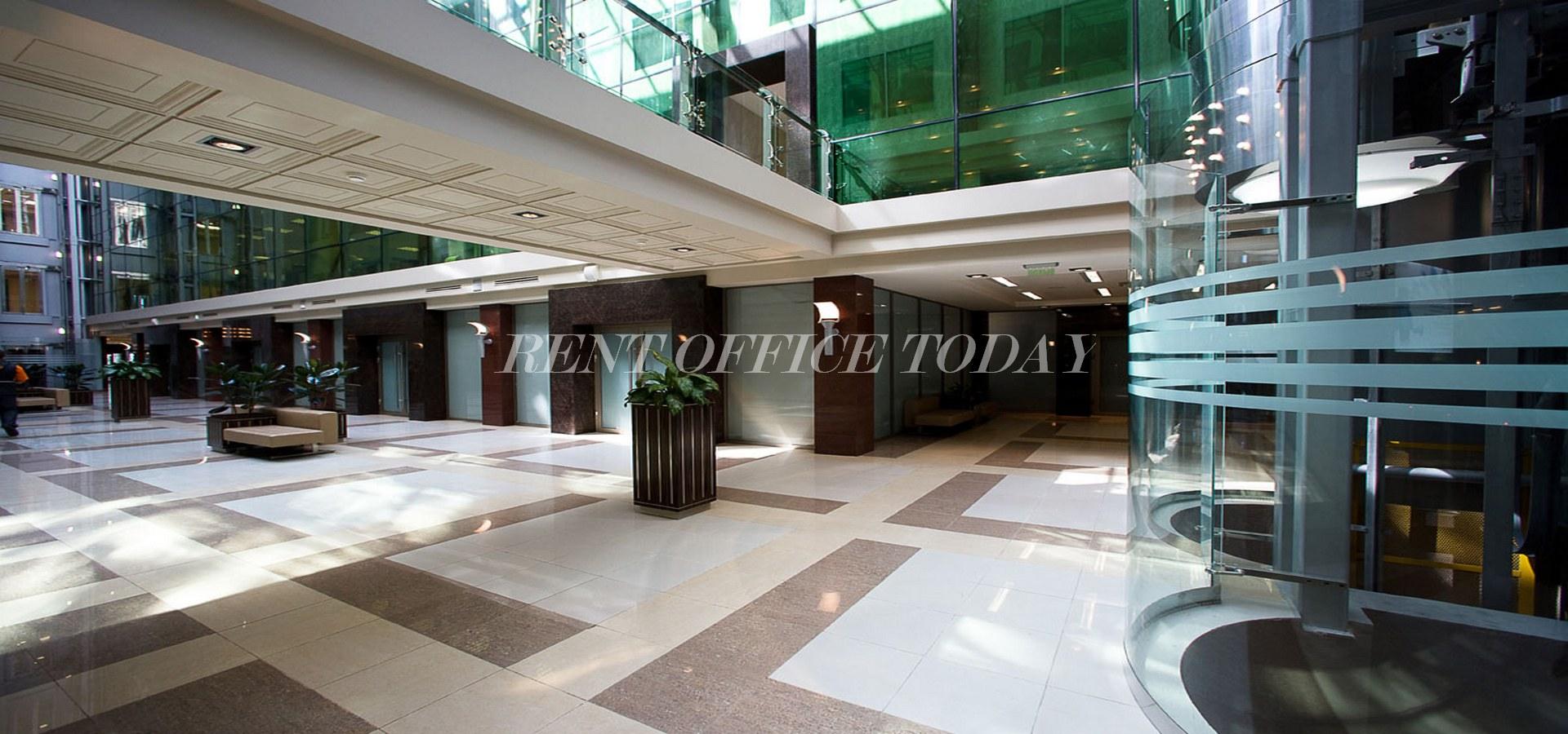 办公室租金 magistral plaza-12