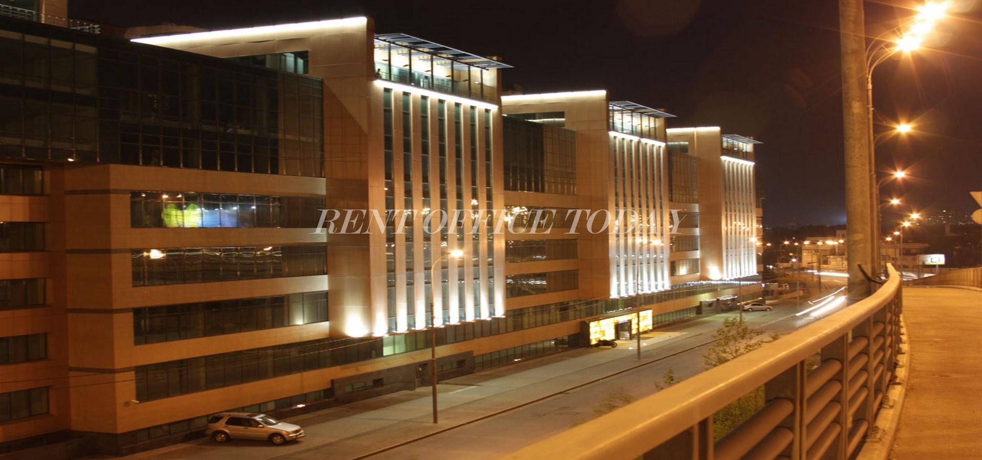 办公室租金 magistral plaza-2