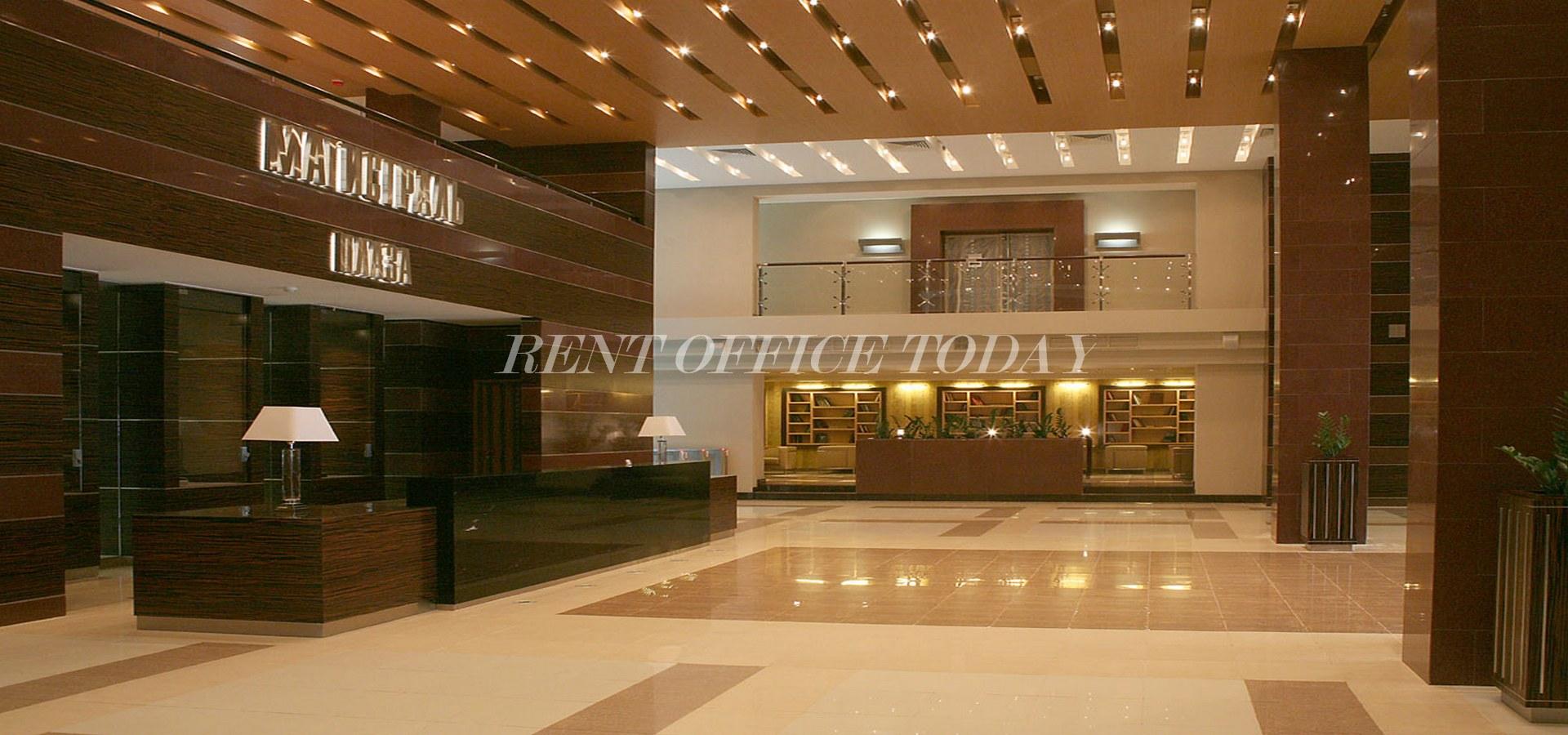 办公室租金 magistral plaza-3