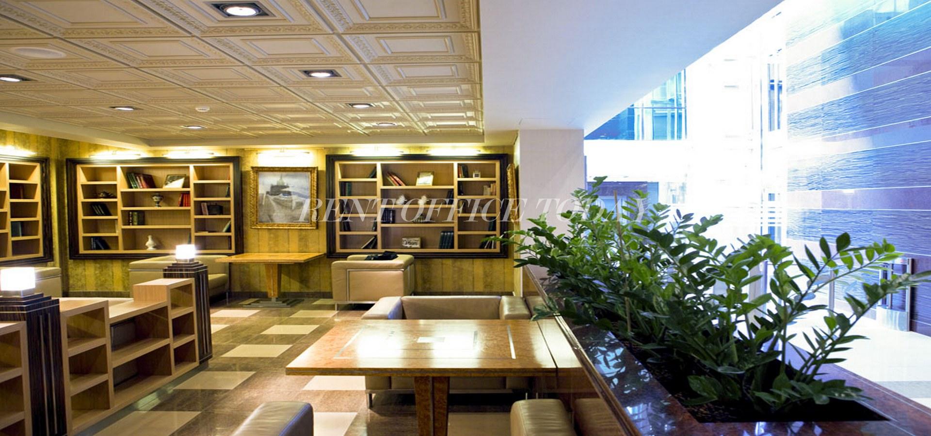 办公室租金 magistral plaza-6
