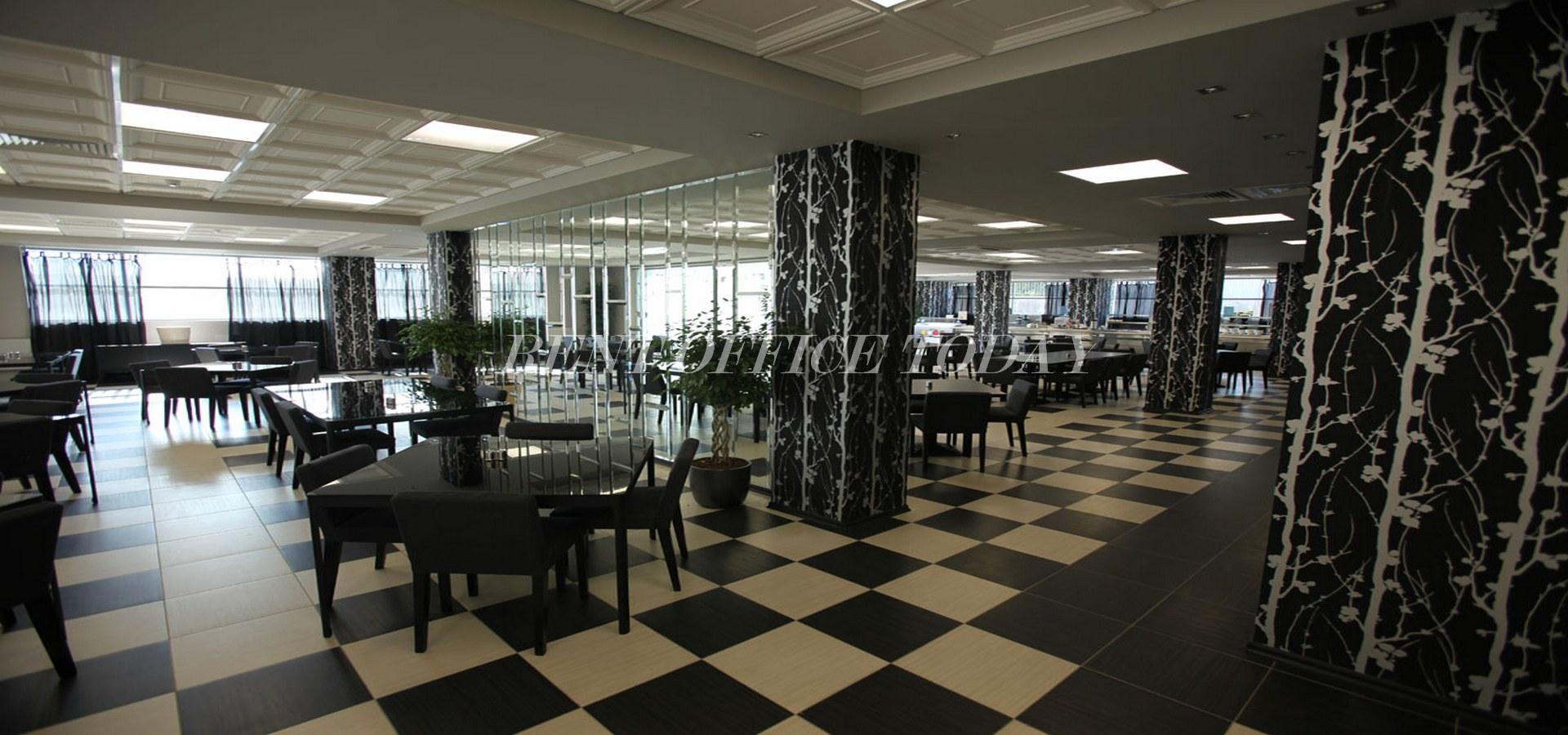 办公室租金 magistral plaza-9