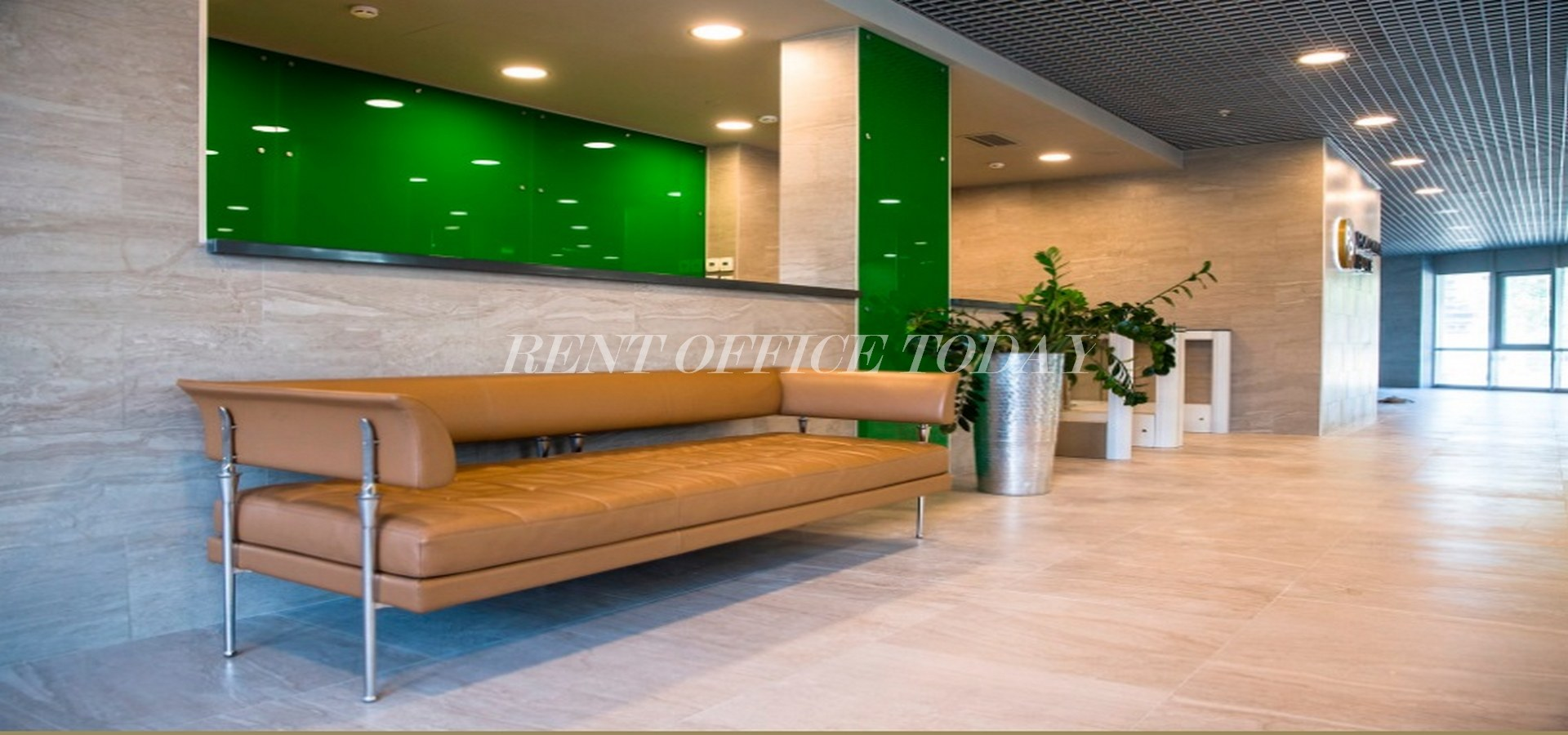 office rent poklonka place-10