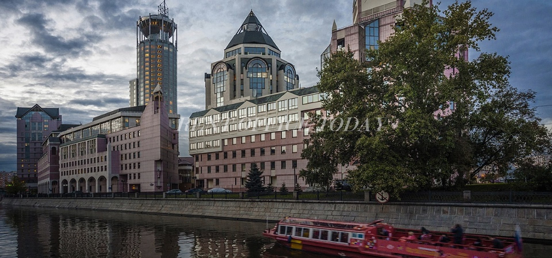 办公室租金 riverside towers-3