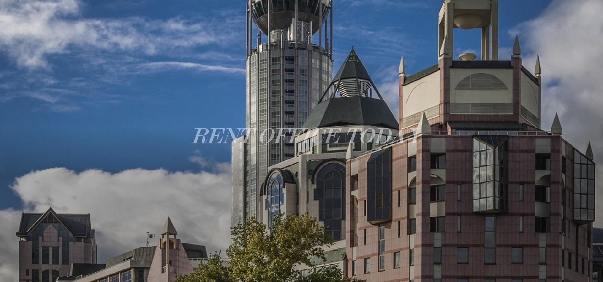 办公室租金 riverside towers-4