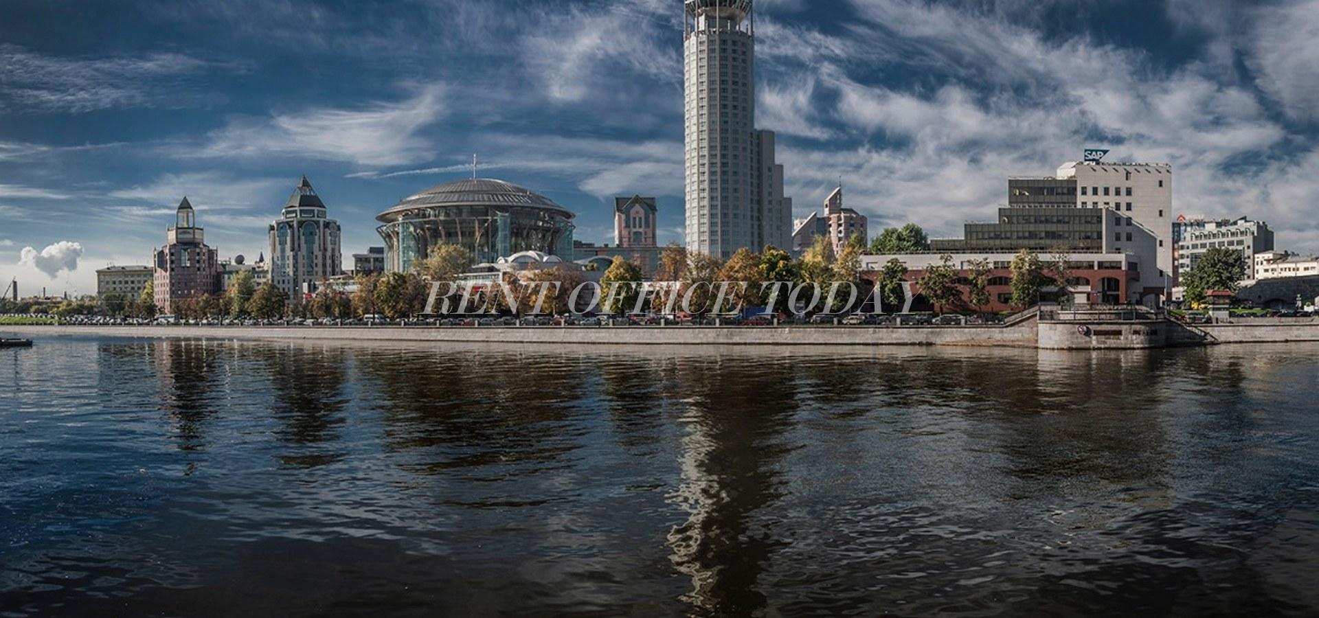 办公室租金 riverside towers-6