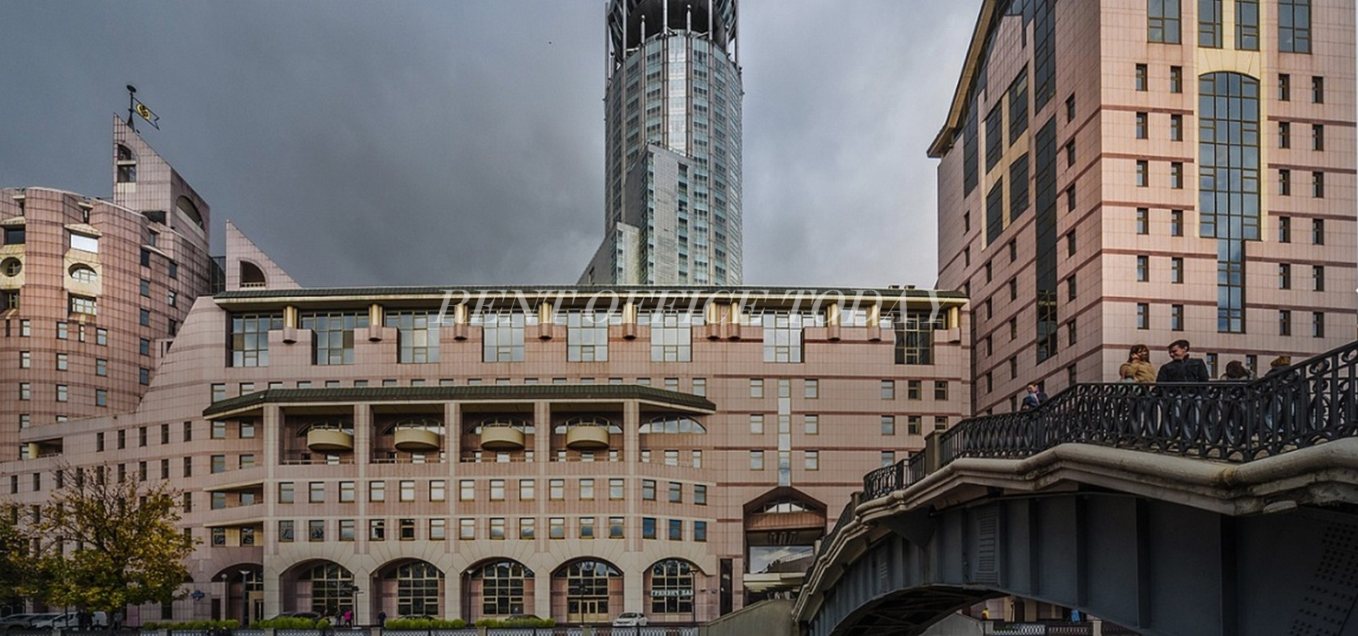 办公室租金 riverside towers-7