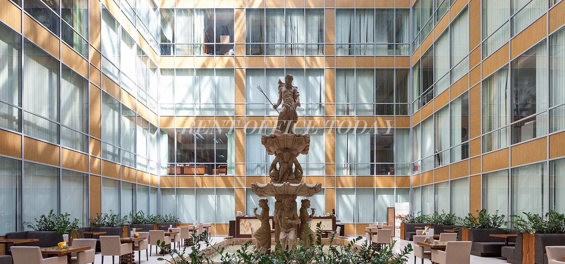 مكتب للايجار vereyskaya plaza ii-3