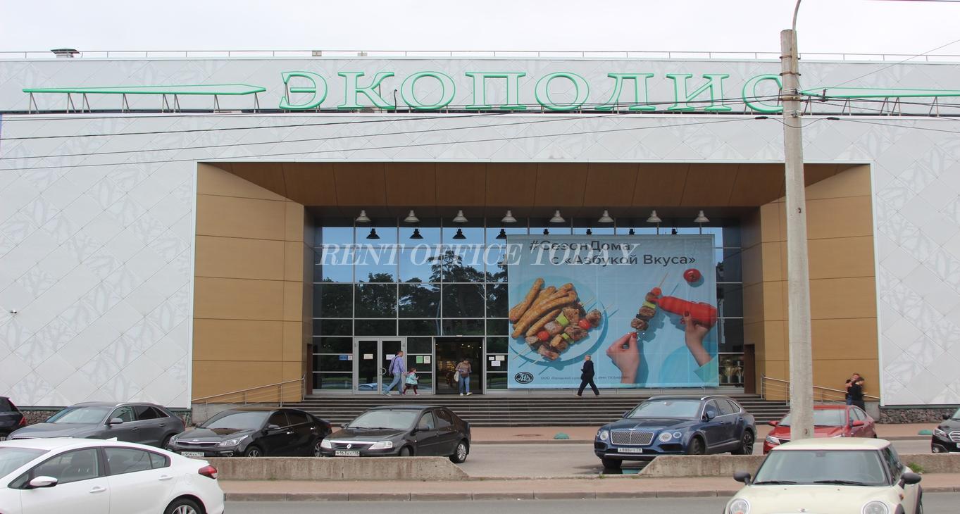 Бизнес центр Экополис, Снять офис в БЦ Экополис, Выборгское ш., д. 13-1