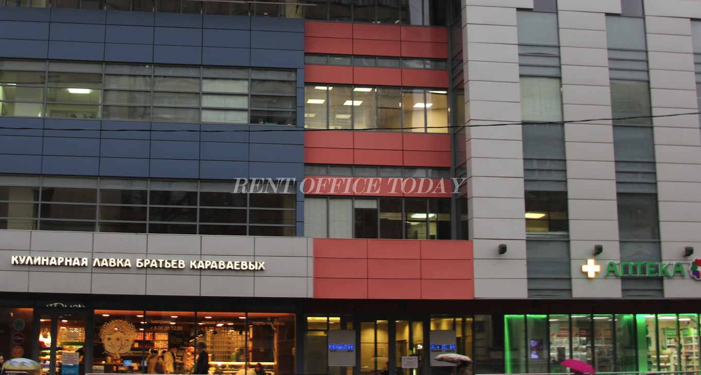 Снять офис в бизнес центре Этмиа на  Щепкина 33-4