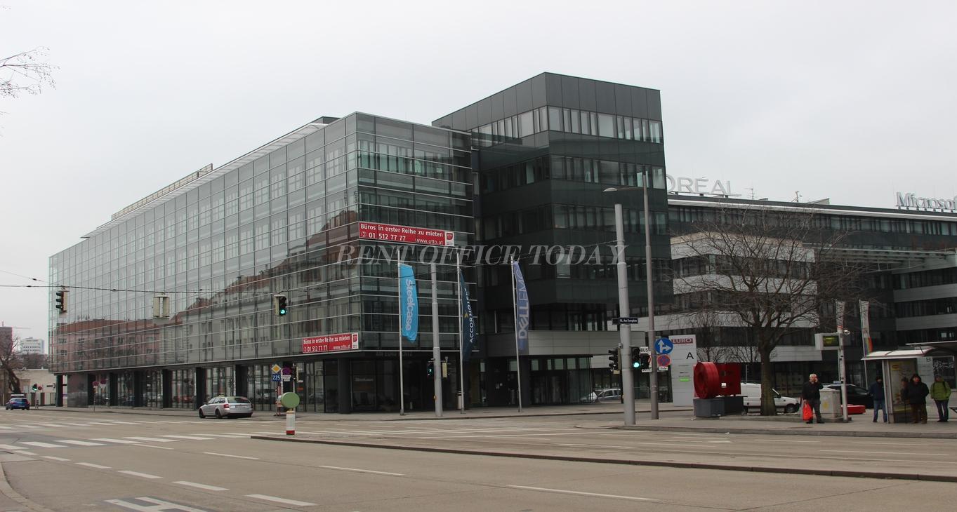 Büros zu mieten evroplaza, phase 1-13