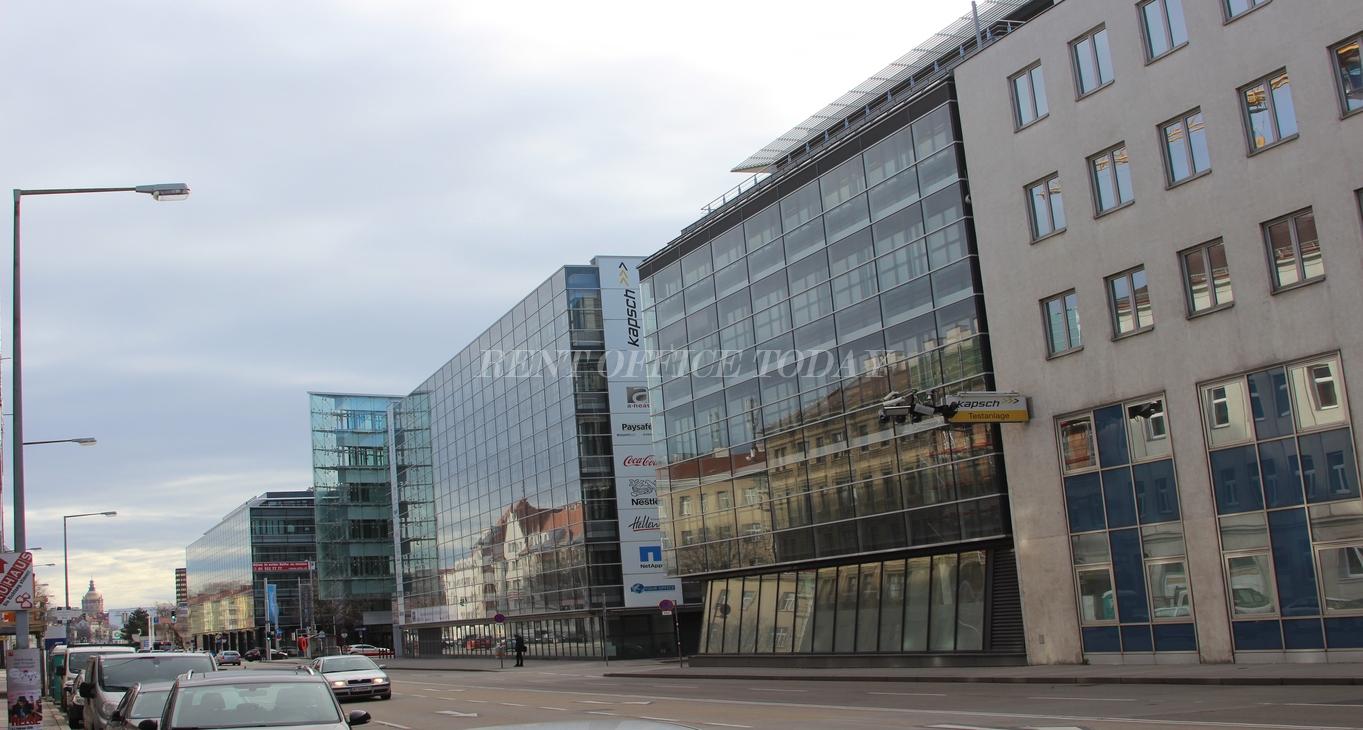 Büros zu mieten evroplaza, phase 1-21