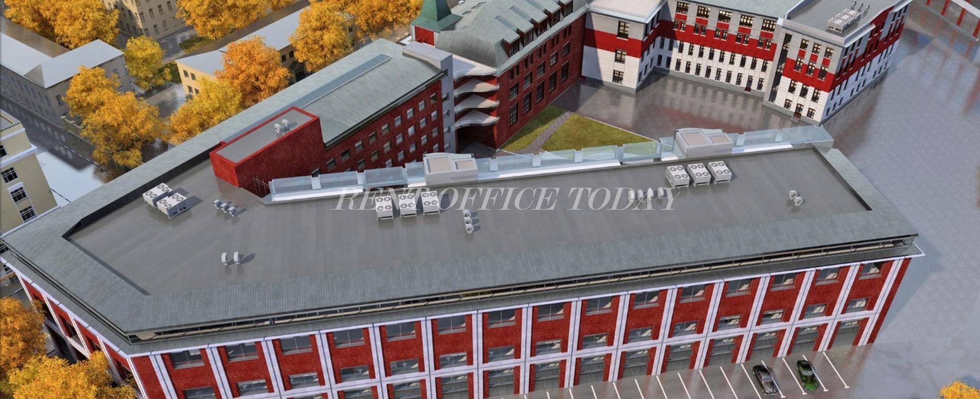 бизнес центр фабрика станиславского-6
