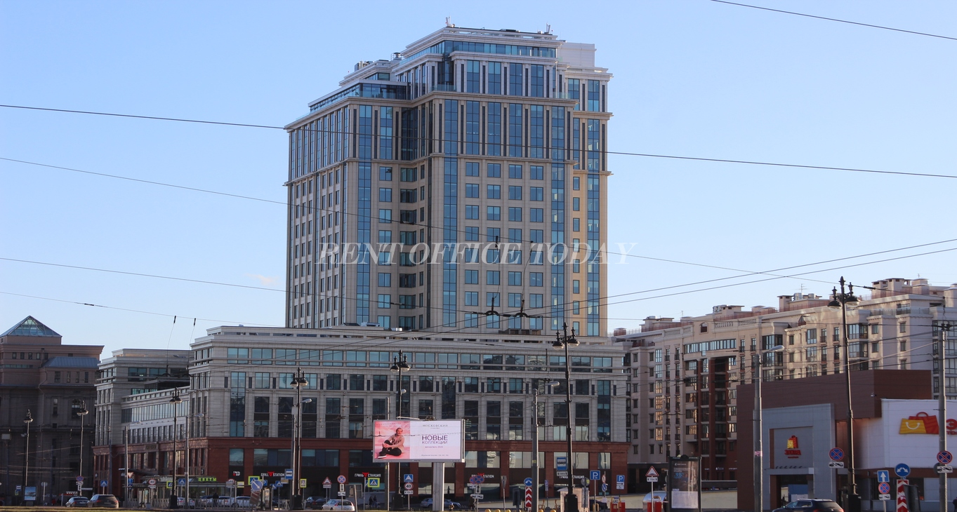 Бизнес центр форт тауэр, Снять офис в БЦ форт тауэр, Московский просп., 141а-1