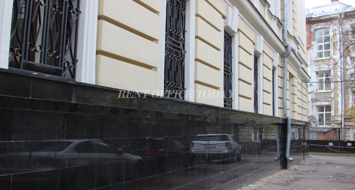 Снять офис в бизнес центре Николаевский на Большой Грузинской 12с2-2